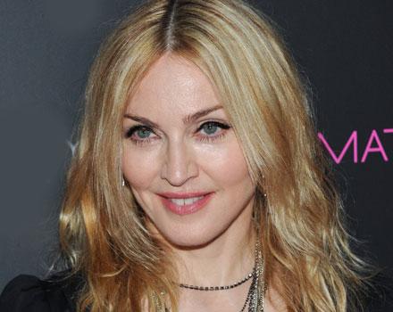 Madonna ospite a Venezia