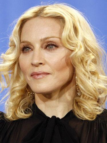 Madonna con i boccoli