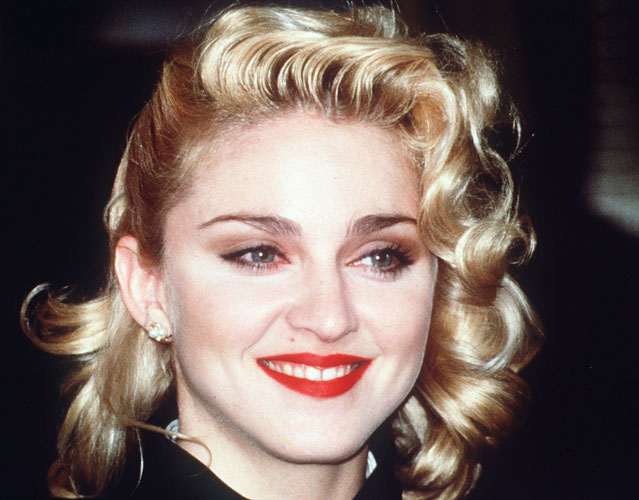 Madonna anni 80