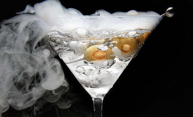 Il design che si fa bere è opera del mixologist