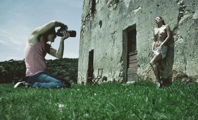 Il nudo di Kate, regina del Calendario Pirelli 2012