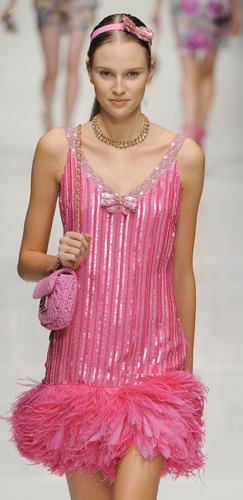 Mini abito Blugirl Primavera Estate 2011