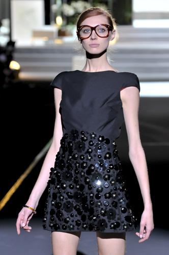 Mini abito macro paillettes Dsquared2 Primavera Estate 2011