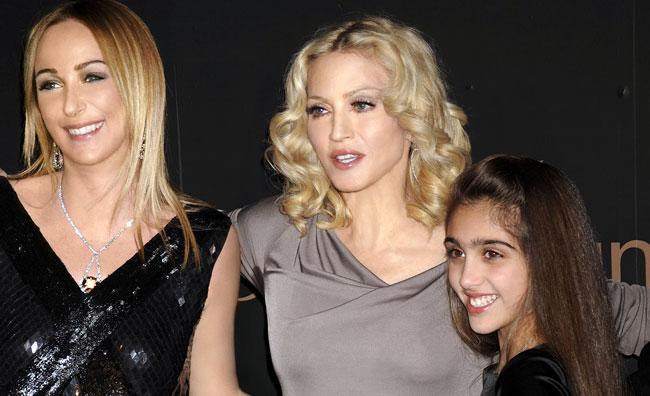 Madonna premia il cinema al femminile