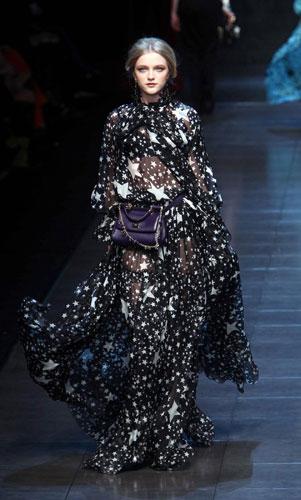 Sfilata Dolce&Gabbana Autunno Inverno 2011 2012