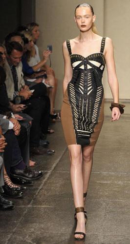 Donna Karan abito attillato