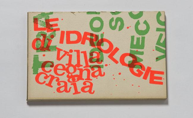 A Bologna va in mostra la poesia visiva