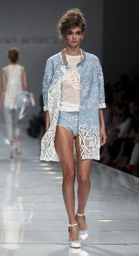 Ermanno Scervino: Camicia - Culotte