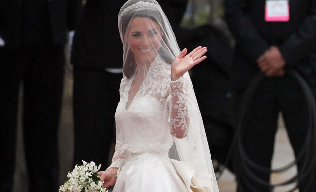 Kate incanta anche a Buckingham Palace