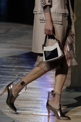 Marc Jacobs particolare scarpa