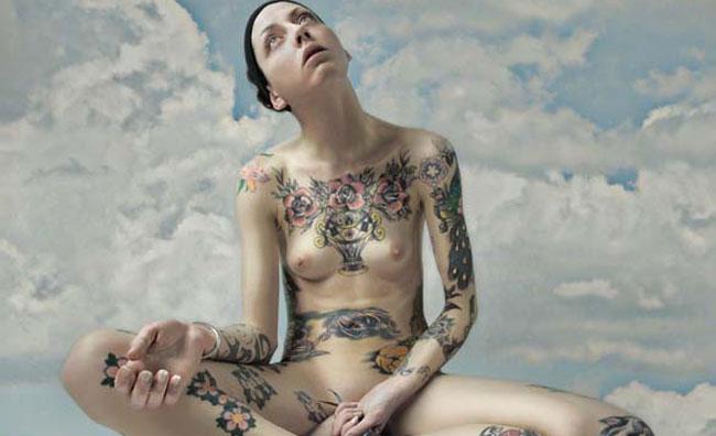 Il paradiso di Andrea Simoncini Gibson