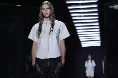 Alexander Wang camicia bianca
