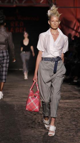 Vivienne Westwood camicia pantalone