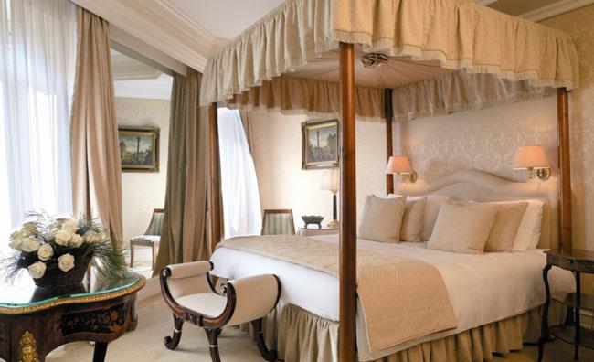 Suite Hotel Hassler Roma