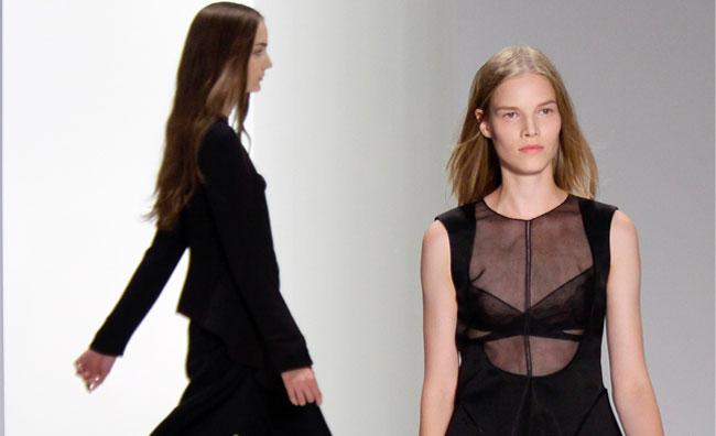 L'eleganza minimale di Calvin Klein