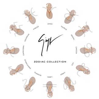 Giuseppe Zanotti Design collezione Zodiaco