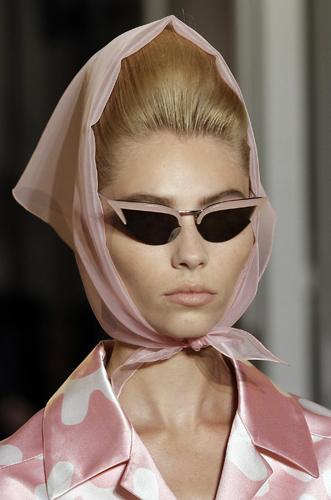 Rochas fazzoletto in testa