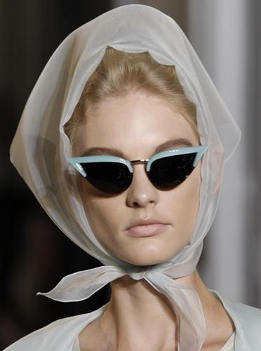 Rochas occhiali da sole