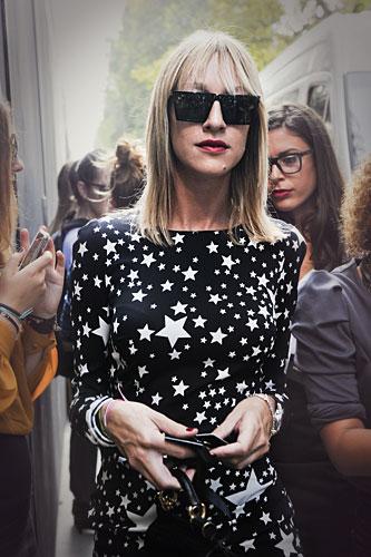 Alla sfilata di Dolce&Gabbana