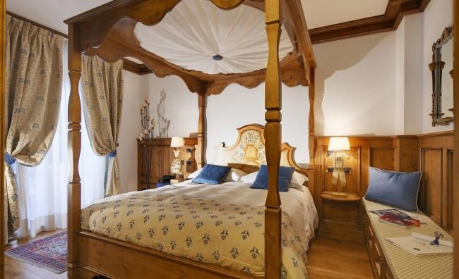 Hotel Ambra Stanza Sissi