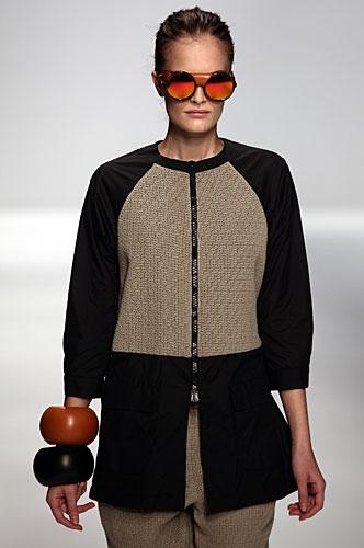 Alviero Martini: occhiali sole - giacca chiusura zip