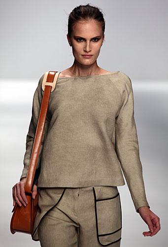 Alviero Martini: borsa a tracolla - maglia