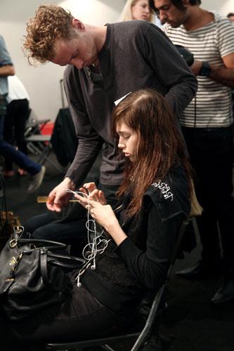 Backstage Sportmax Primavera Estate 2012