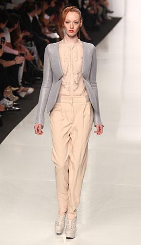 Byblos: giacca - pantaloni vita alta