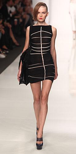 Byblos: abito tubino nero