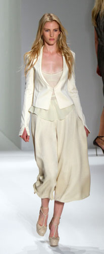 Calvin Klein: Giacca Bianca - Pantaloni