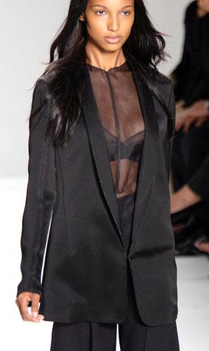 Calvin Klein: Giacca Nera