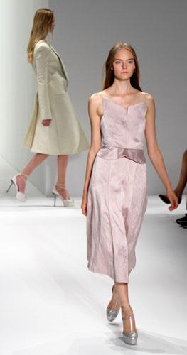 Calvin Klein: Abito Lilla