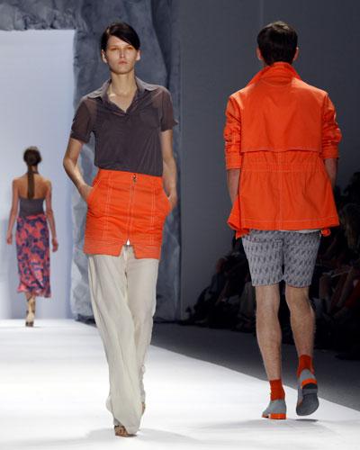 Richard Chai gonna su pantalone