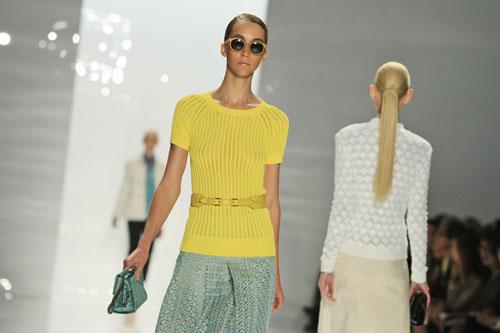 Derek Lam maglia gialla