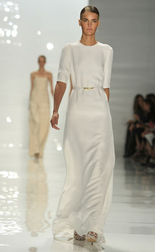 Derek Lam vestito bianco