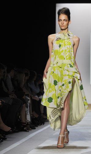 Diane Von Furstenberg abito a fiori