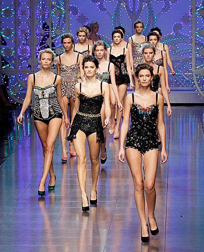 Dolce & Gabbana: Uscita finale
