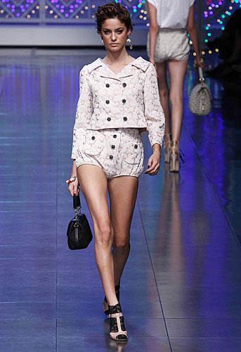 Dolce & Gabbana: Completo - giacca doppio petto