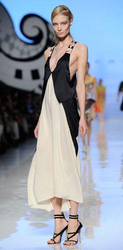 Etro: Vestito Lungo - Scarpe Tacco
