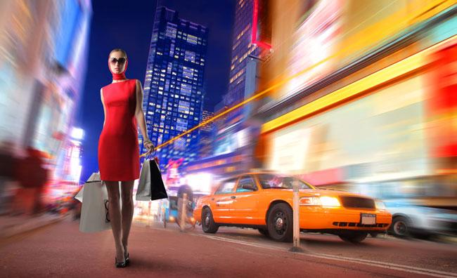La 'notte bianca' della moda anima New York