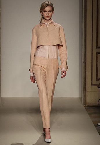 Gabriele Colangelo: completo giacchina pantaloni