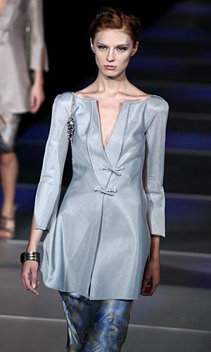 Giorgio Armani: Giacca due bottoni - pantaloni