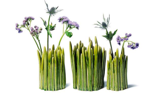 Vasi e fioriere, design radicale