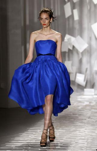 Jason Wu abito blu