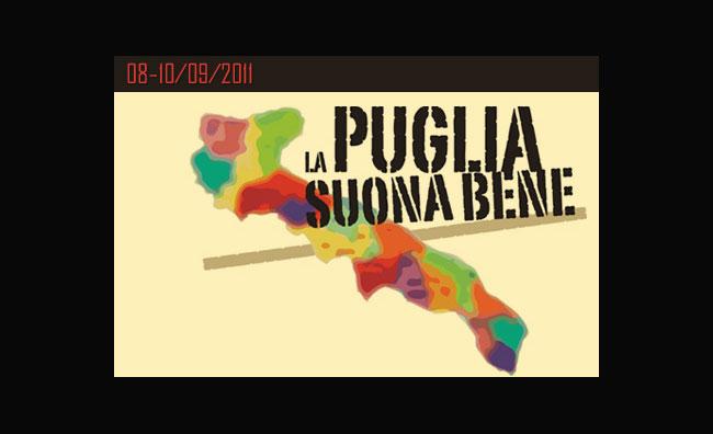 Locandina La Puglia suone bene