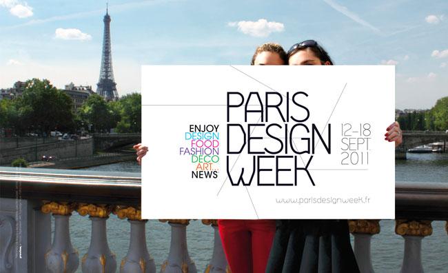 La prima volta di Parigi: inaugura la Design Week