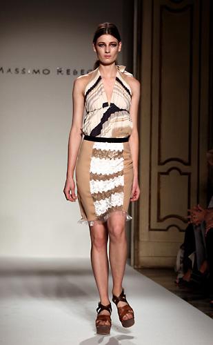 Sfilate Milano Massimo Rebecchi Primavera Estate 2012