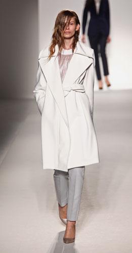 Sportmax: cappotto bianco