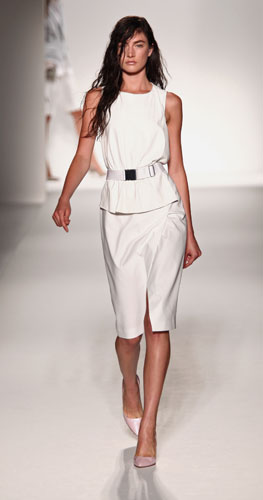 Sportmax: abito bianco