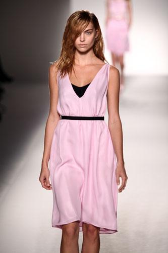 Sportmax: abito rosa